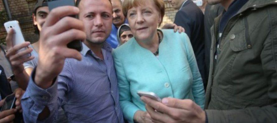 გერმანია მიგრანტებზე 2,5 მილიონ ევროს დახარჯავს