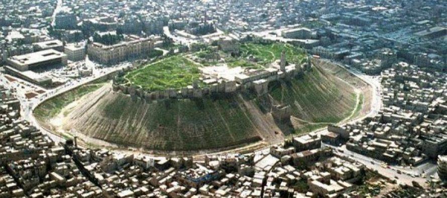სირიის ყველაზე დიდი ქალაქი უკვე რამდენიმე დღეა იბომბება