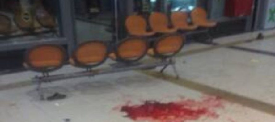 ტერორისტული შეტევა ისრაელში, ავტოსადგურზე… (VIDEO)
