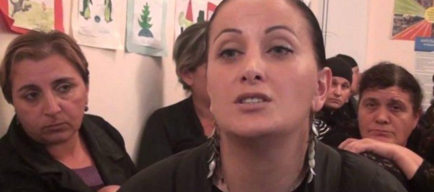 გალში რუსულის არმცოდნე ბავშვებს რუსულად სწავლას აიძულებენ… (VIDEO)