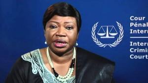 ჰააგის სისხლის სამართლის საერთაშორისო სასამართლოს პროკურორი ფატუ ბენსუდა საქართველოში ჩამოვიდა