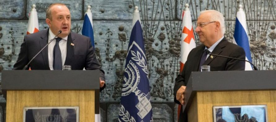 """""""ეჭვგარეშეა, რომ საქართველო ისრაელის ერთერთი ყველაზე მნიშვნელოვანი მოკავშირეა კავკასიის რეგიონში"""""""