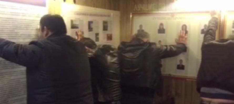 """ვიდეო:დაკავებულია კრიმინალური """"ავტორიტეტები"""""""