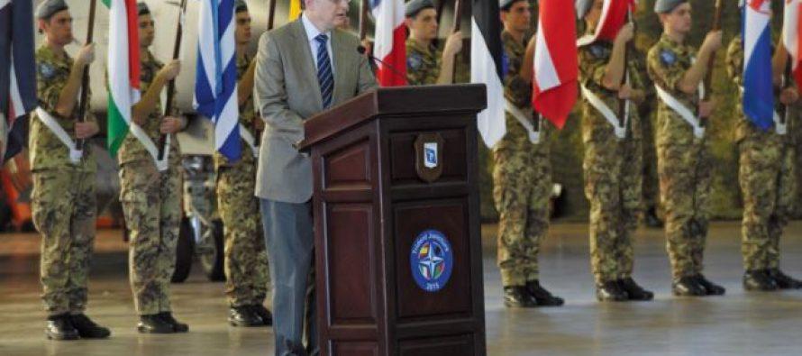 NATO-მ ათწლეულის უდიდესი წვრთნები დაიწყო…