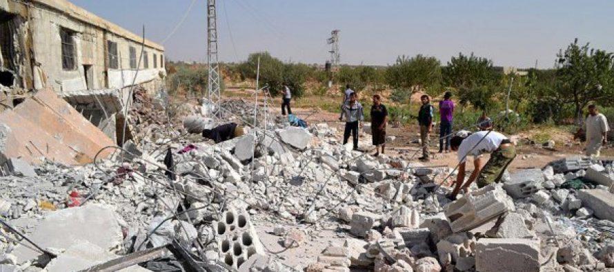 რუსეთმა სირიაში სამხედრო დანაშაულის ჩადენა უკვე მოასწრო…