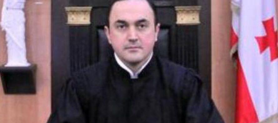 მოსამართლე ურთმელიძეს გადაწყვეტილება (ვიდეო)