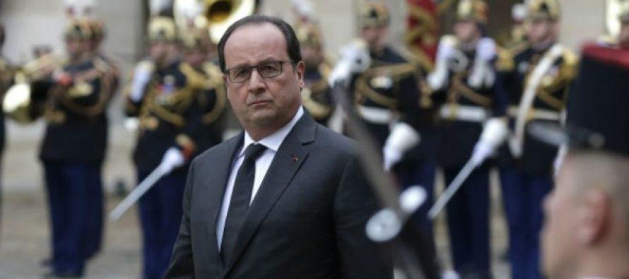 საფრანგეთი: გაეროს უშიშროების საბჭომ ქვეყნები ისლამური სახელმწიფოს წინააღმდეგ უნდა გაართიანოს
