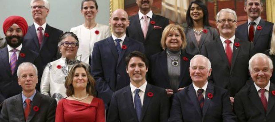 კანადის ერთ-ერთი მინისტრი უკრაინელია