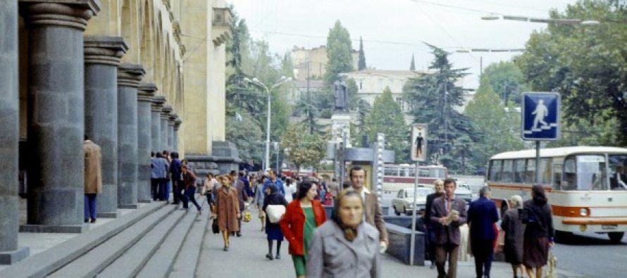 საქართველოში მოსახლეობის რიცხოვნობა 3 729.500-მდე შემცირდა