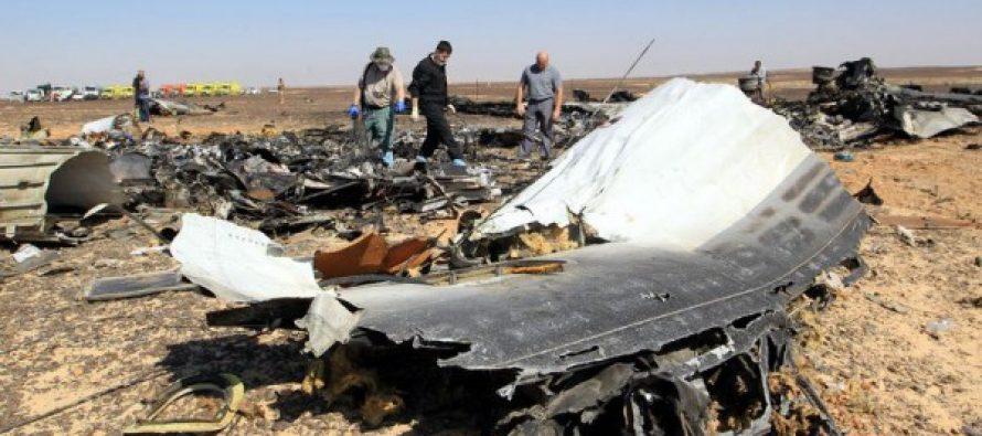 ექსპერტები რუსული თვითმფრინავის ჩამოვარდნას სალონში ბომბის აფეთქებას უკავშირებენ…
