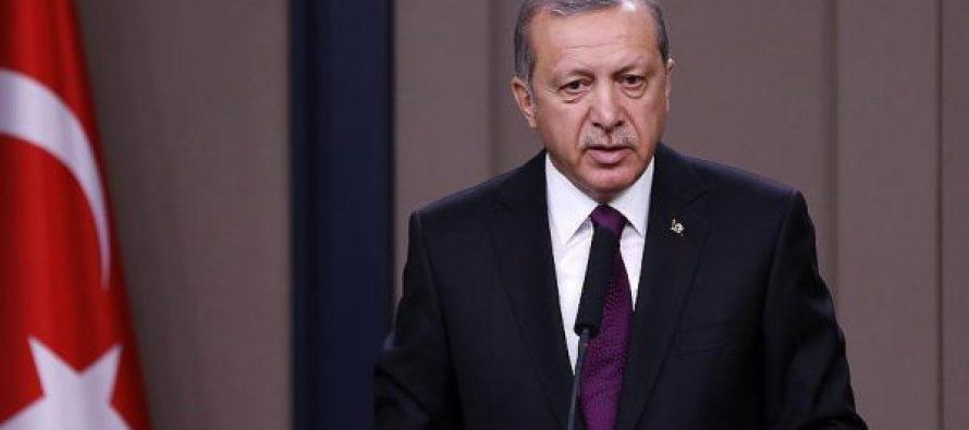 """ერდოღანი: """"თურქული ნაკადი შეაჩერა თურქეთმა და არა რუსეთმა"""""""