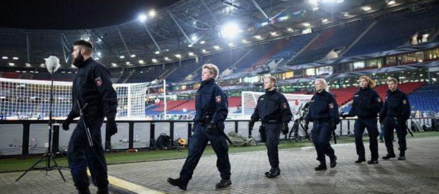 გერმანიაში საფეხბურთო ნაკრების მატჩზე ტერაქტი უნდა განეხორციელებინათ!!!