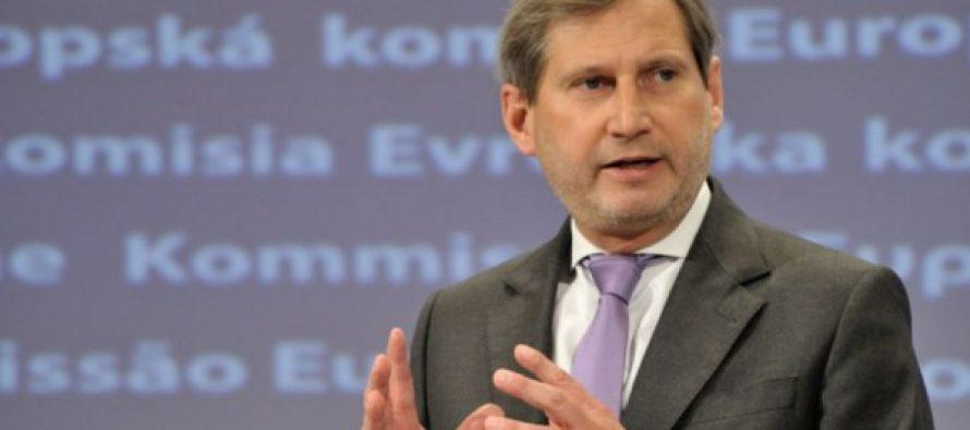 """""""ვიმედოვნებ, რომ ევროკავშირში უვიზო მიმოსვლით საქართველოს მოსახლეობა წელს ისარგებლებს"""""""