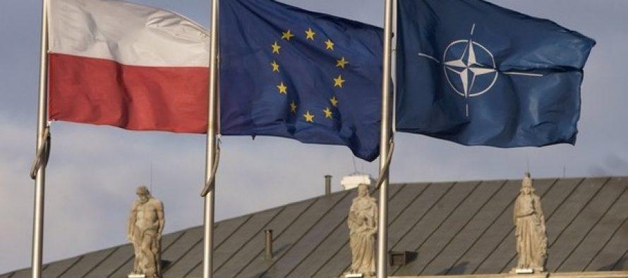 """არა"""" – გეოპოლიტიკურ ეგოიზმს: პოლონეთი ნატოსგან ითხოვს მთავარი შეთანხმების დენონსირებას"""