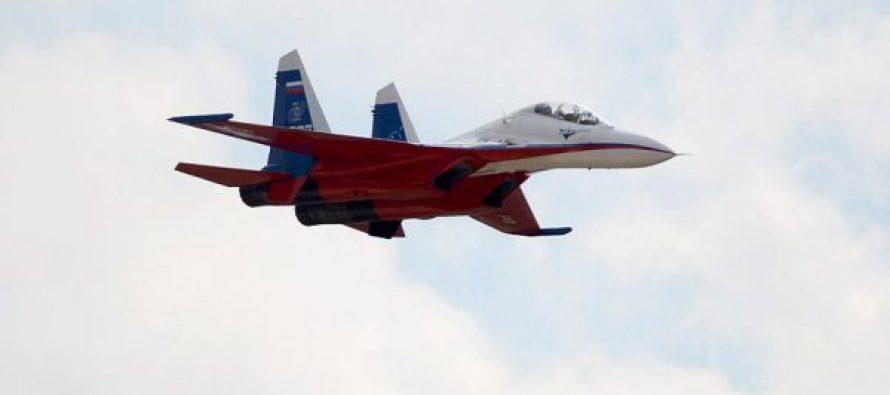რუსულმა საბრძოლო თვითმფრინავმა ისრაელის საჰაერო სივრცე დაარღვია…