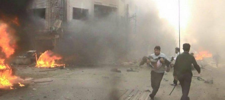 სირია-თურქეთის საზღვარზე თვითმკვლელმა ტერორისტმა თავი აიფეთქა