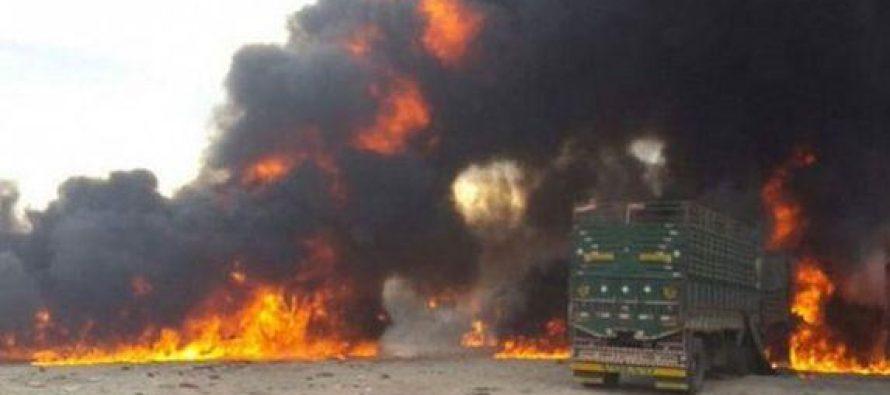 რუსების პირველი შურისძიება თურქებზე, სირიაში – დაღუპულია 7 ადამიანი (VIDEO)