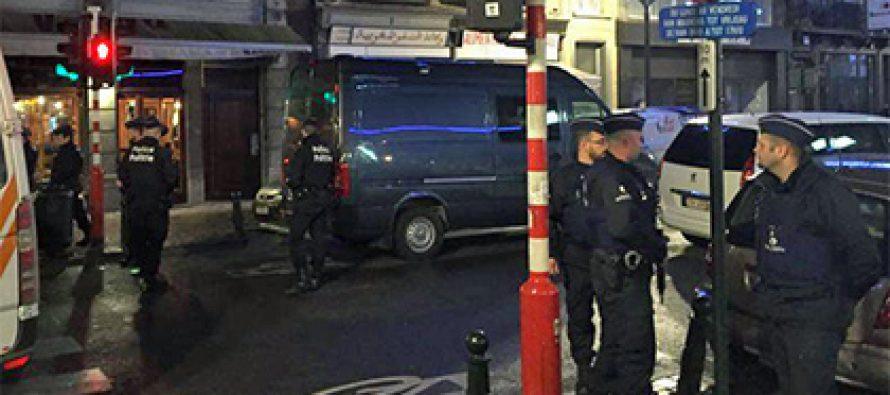 ბელგიაში პარიზის ტერაქტებში ეჭვმიტანილი 5 ადამიანი დააკავეს