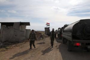 სირიელმა ბიზნესმენმა ერდორანს რუსეთის და ისლამური სახელმწიფოს ნავთობკავშირების შესახებ უპასუხა
