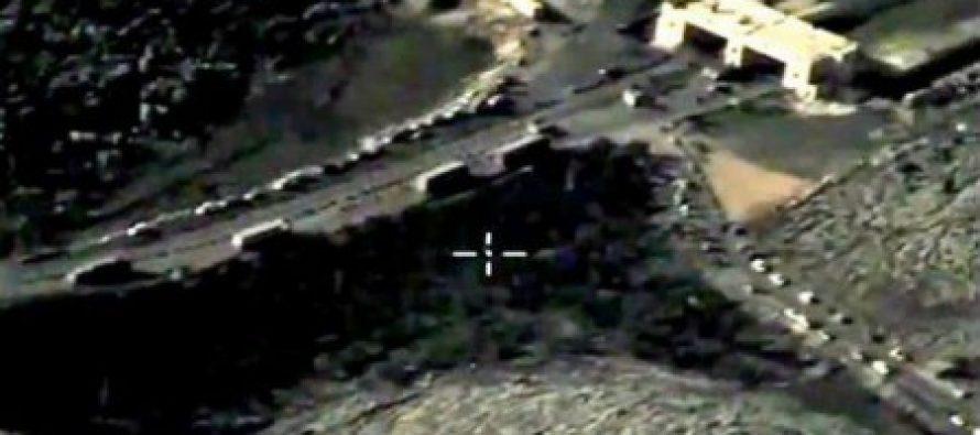 რუსებმა თურქების მიერ ტერორისტებისგან ნავთობის ყიდვის ვიდეო გამოაქვეყნეს