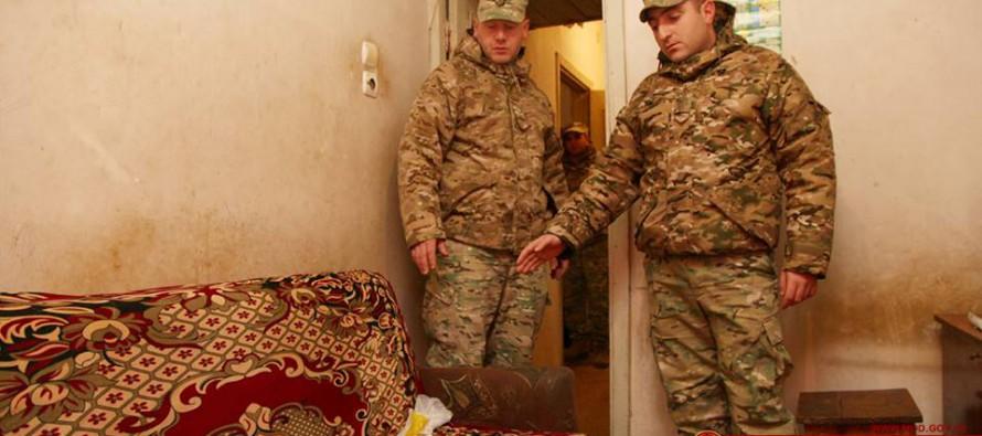 სამხედრო პოლიციელებმა ოთხი ადამიანი გადაარჩინეს