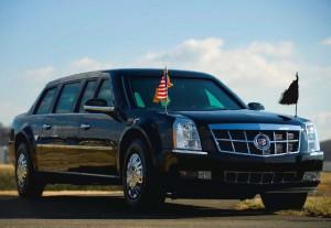 აშშ - ბარაკ ობამა Cadillac One
