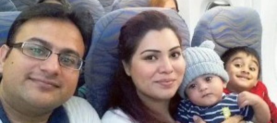 საქართველოში არდადეგების გასატარებლად ემირატებიდან ჩამოსული ოჯახი აეროპორტიდან გააბრუნეს