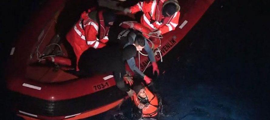 თურქეთის სანაპიროსთან, წყლიდან 7 გარდაცვლილი ბავშვი ამოიყვანეს…