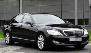 გერმანიის კანცლერი - ანგელა მერკელი Mercedes- Benz S600L