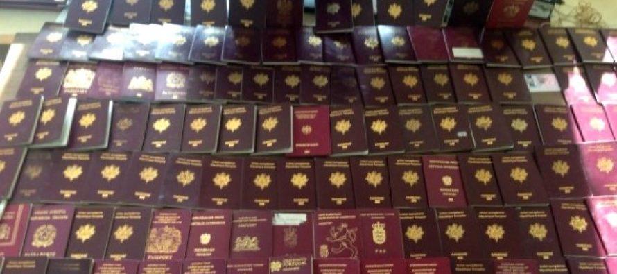 სტამბულის აეროპორტში ISIS-ს 2 წევრი ევროკავშირის 148 პასპორტით დააკავეს…