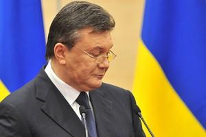 იანუკოვიჩმა პოლიტიკაში დაბრუნება დააანონსა