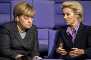 გერმანიამ აშშ-ს ისლამურ სახელმწიფოსთან ბრძლის გაფართოებაზე უარი უთხრა