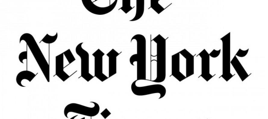 New York Times-მა ამერიკის მთავრობას იარაღის გაყიდვის შეზღუდვისკენ მოუწოდა
