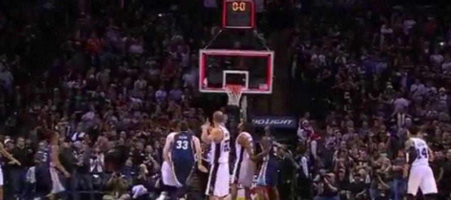 NBA TV-მ 2015 წელს უცხოელების შესრულებით 10 საუკეთესო ეპიზოდი გამოარჩია(ვიდეო)