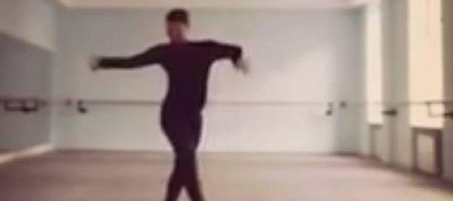 ქართული ცეკვისა და თანამედროვე მუსიკის სინთეზი(VIDEO)