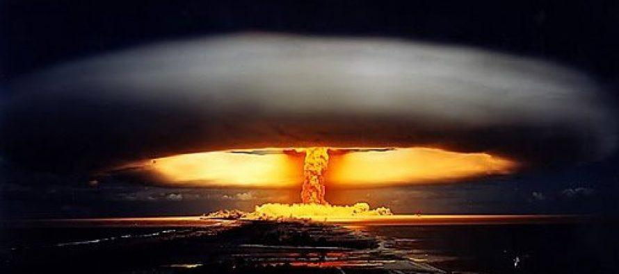 YTN-მ ეთერში წყალბადის ბომბის წარმატებული გამოცდის ფრაგმენტები აჩვენა(ვიდეო)