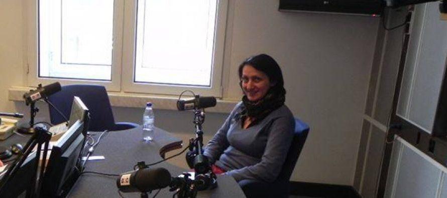 """""""თაიმერის"""" ჟურნალისტის ეკატერინე ლემონჯავას  ნაშრომი  საუკეთესოთა შორის  დასახელდა"""