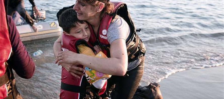 თურქეთის სანაპირო დაცვამ ბოლო რამდენიმე დღის განმავლობაში 350-ზე მეტი მიგრანტი გადაარჩინა
