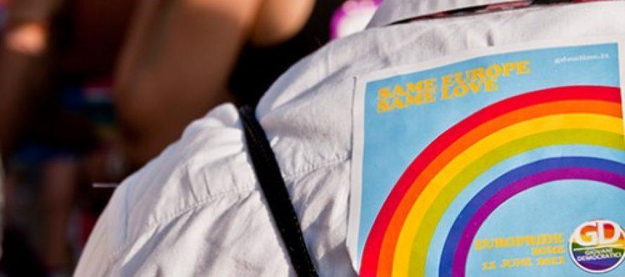 იტალიის სენატმა ერთნაირსქესიანთა კავშირს მხარი დაუჭირა