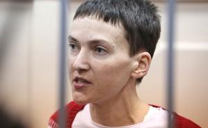 Рассмотрение вопроса о продлении срока ареста Надежде Савченко