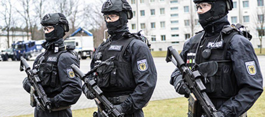 რა შემთხვევაში გაუხსნის  გერმანიის პოლიცია ცეცხლს მიგრანტებს