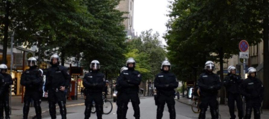 ფინეთის პოლიცია ჰელსინკში მიგრანტების თავდასხმისთვის მოემზადა
