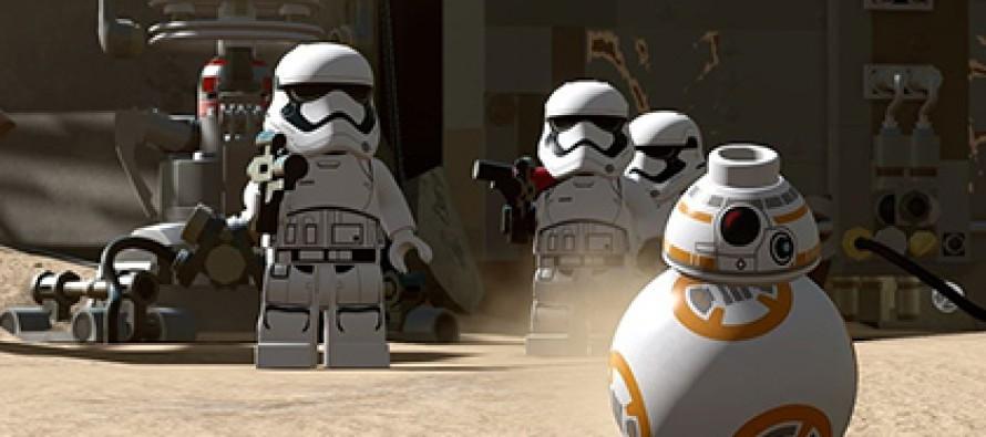 ქსელში Star Wars-ის ტრეილერი გამოჩნდა: The Force Awakens ლეგოს ფორმატში