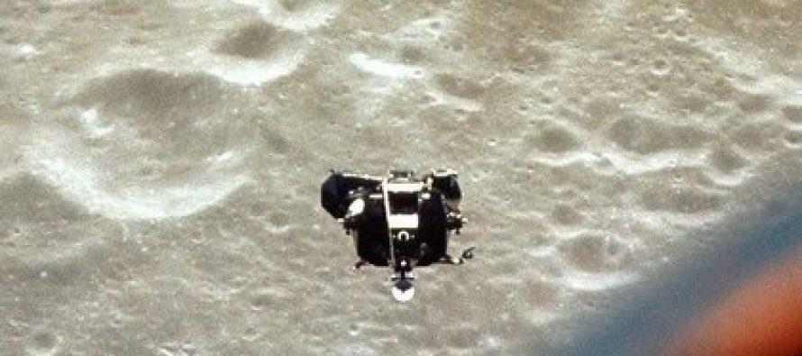 """ნასას ასტრონავტებმა მთვარის მეორე მხარედან მომავალ """"უცნაურ მუსიკაზე"""" ისაუბრეს (ვიდეო)"""
