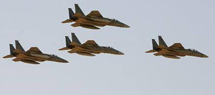 საუდის პირველი თვითმფრინავები თურქულ ავიაბაზაში დაფრინდნენ