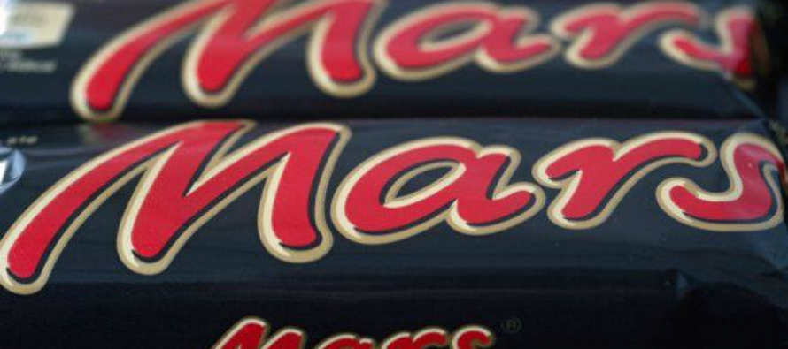 Mars-მა გერმანიის ბაზრიდან შოკოლადები გაიწვია