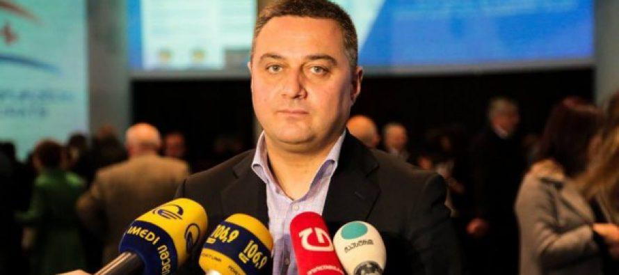 """ვიქტორ დოლიძე – """"თავისუფალი დემოკრატები"""" გავაწევრიანებთ საქართველოს ევროკავშირსა და ნატოში"""