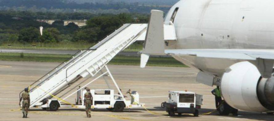 ზიმბაბვემ გაუშვა თვითმფრინავი, რომლის ბორტზეც ცხედარი იყო