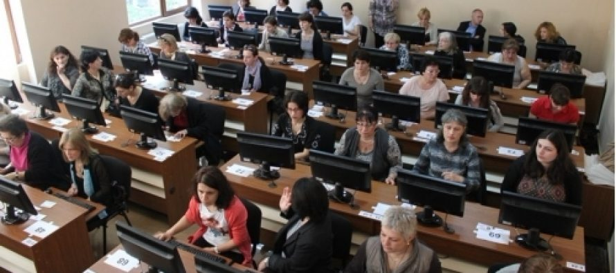 არსებული ინფორმაციით, სკოლის მასწავლებელთა 83%-მა პროფესიული გამოცდის მინიმალური ზღვარი ვერ გადალახა