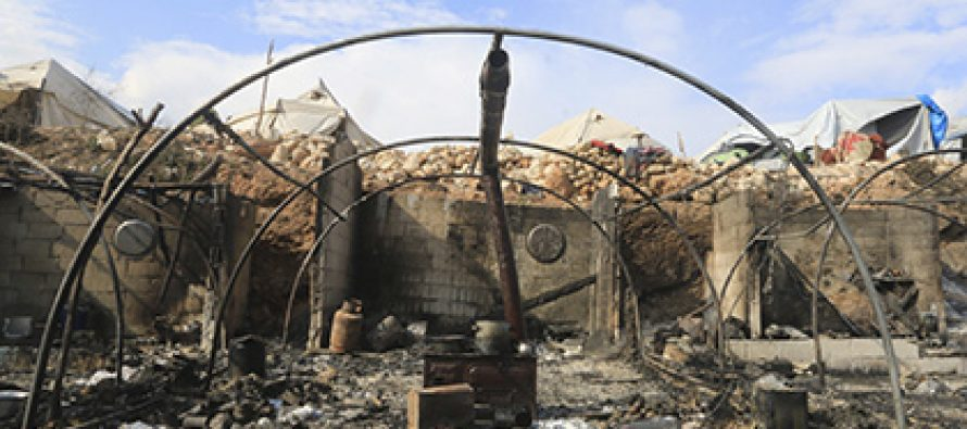 სირიაში ჟურნალისტების ავტობუსი დაცხრილეს